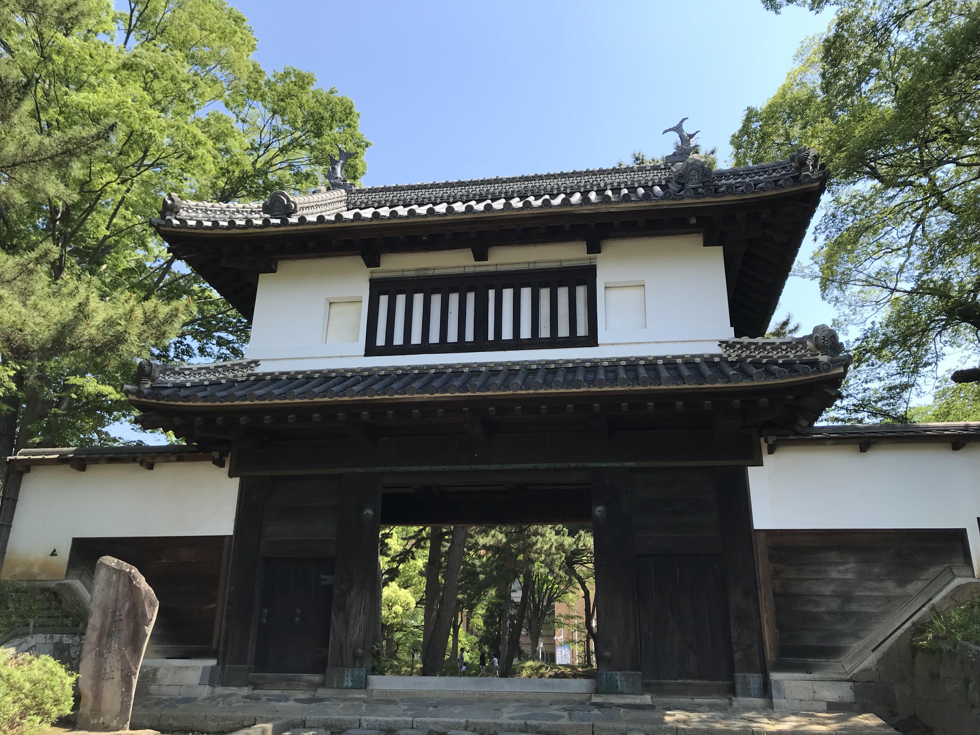 続日本100名城の「土浦城」!スタンプも