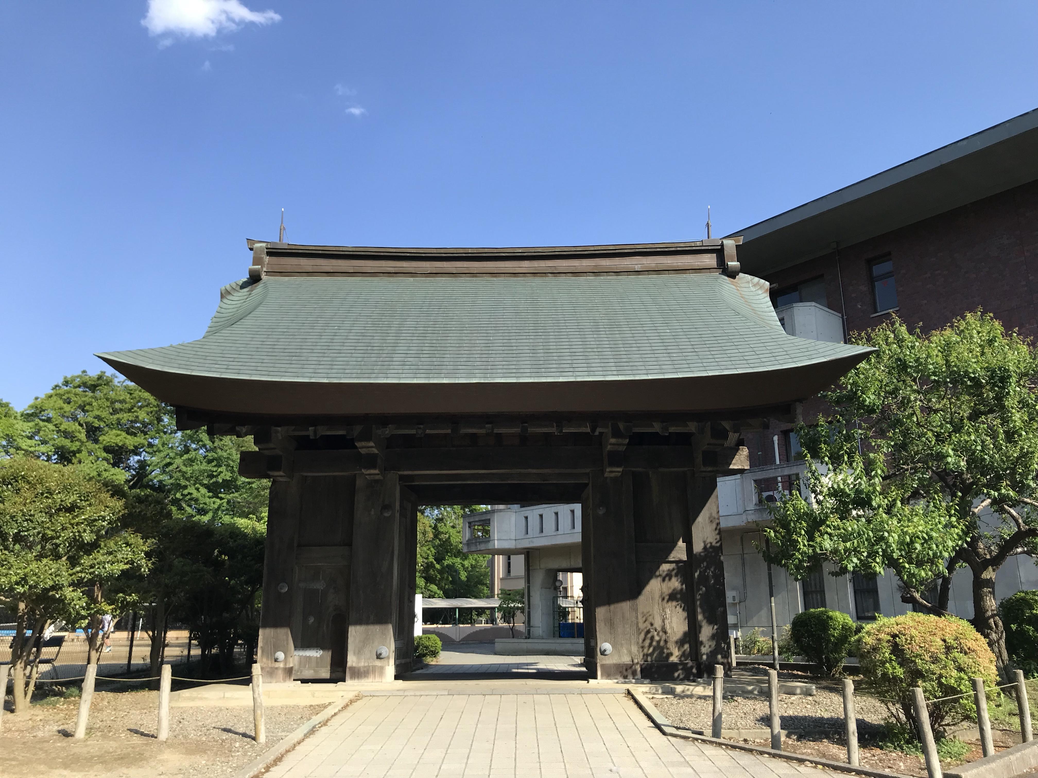 日本100名城「水戸城」