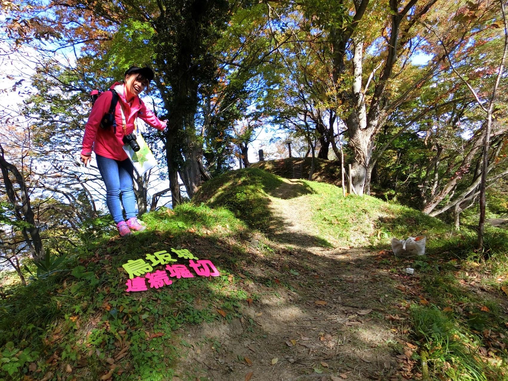 鳥坂城(新潟県妙高市)