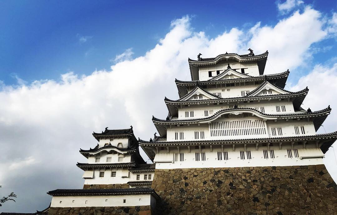 やっぱり君が一番だ!「姫路城」に8年ぶり訪問