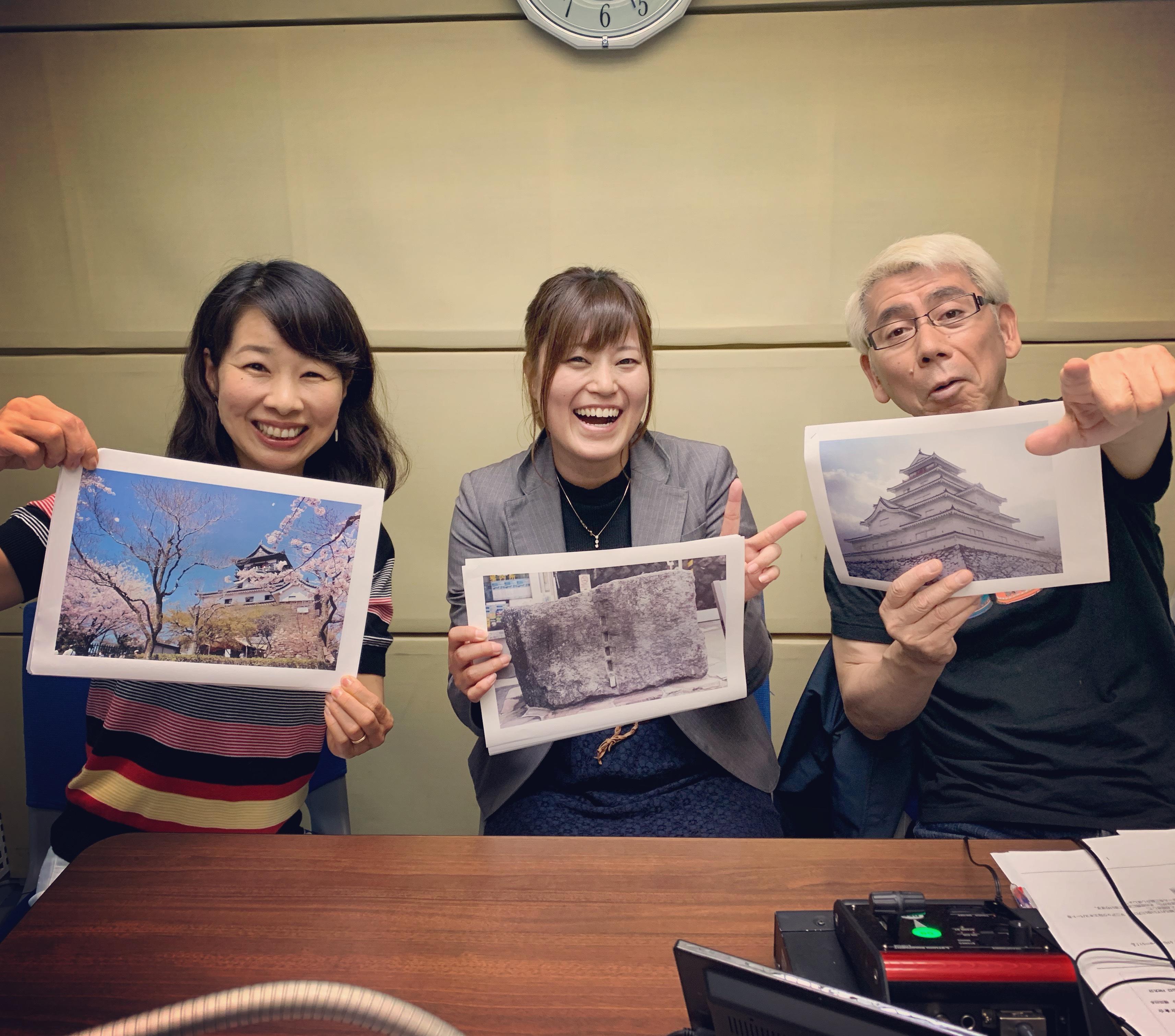 吉田照美さんのラジオ番組に出演しました